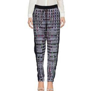 Clover Canyon Printed Drawstring Pants